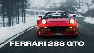 Ferrari 288 GTO 1984 - 1987