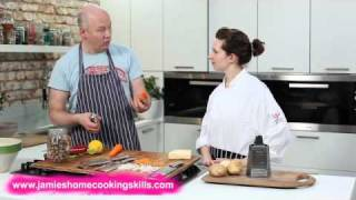 How to use a microplane grater – Jamie Oliver's Home Cooking Skills