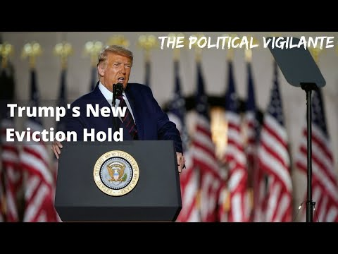 Trump Out Lefts Dems With CDC Eviction Hold
