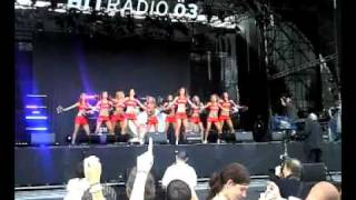 Darius & Finaly - Here comes the night - Donauinsel 2011