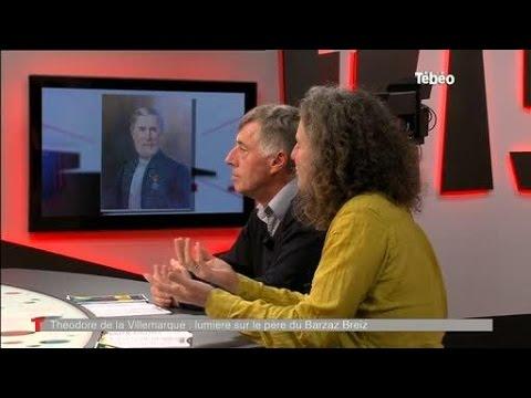 Vidéo de Théodore Hersart de La Villemarqué