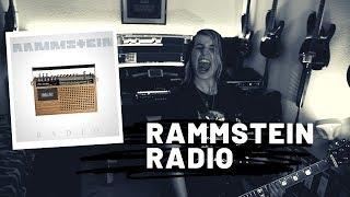 Rammstein Radio Guitar Cover [4K  MULTICAMERA]