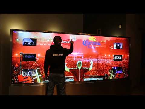 Video Wall Demo