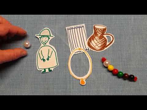 Videos: Pasquarellas Perlen - weiß