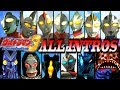 Ultraman FE3 All Characters Intro