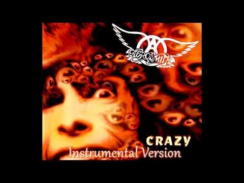 Aerosmith - Crazy (Instrumental Version)
