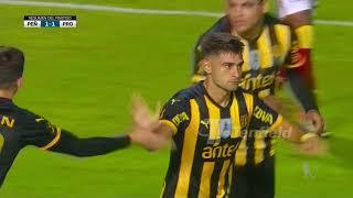 Apertura - Fecha 14 - Peñarol 2:2 Progreso