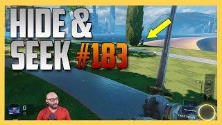Hide and Seek #183 OUT OF BOUNDS on Nuketown in Black Ops 3 | Swiftor