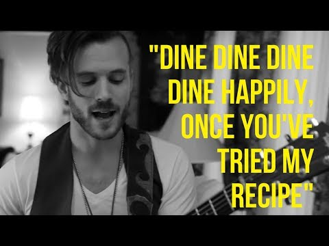 """Recipe - Original by Dylan Galvin  """"Just because you can't cook doesn't mean you can't fall in love"""""""