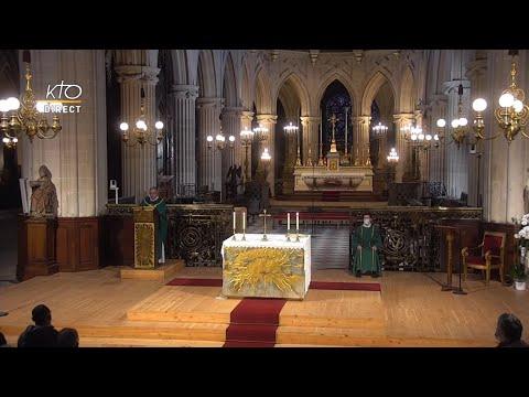 Messe à Saint-Germain-l'Auxerrois du 8 octobre 2021