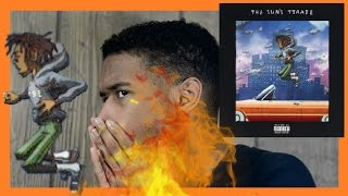 Isaiah Rashad - THE SUN'S TIRADE First REACTION/REVIEW