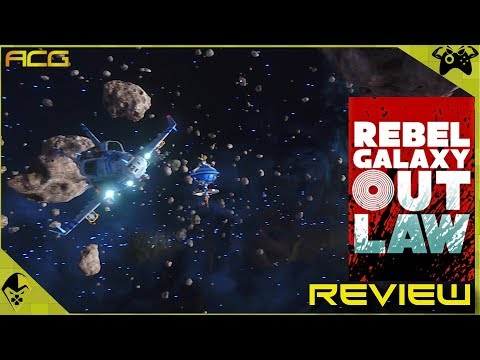 "Rebel Galaxy Outlaw Review ""Buy, Wait for Sale, Rent, Never Touch?"" - YouTube video thumbnail"