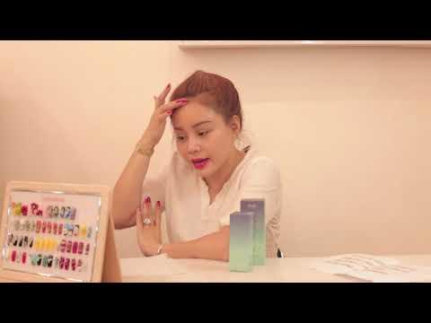 Live Stream Nghệ Sỹ LÊ GIANG review SERUM HA