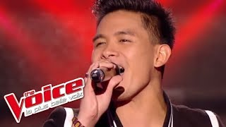 DJ Snake ft Justin Bieber - Let Me Love You | Angelo Powers | The Voice France 2017 | Blind Audition