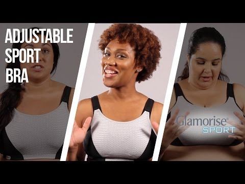 Reactions to World's Best Sports Bra