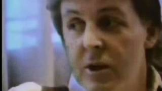Paul McCartney On The Beatles' Breakup and What Lead To It (1990)