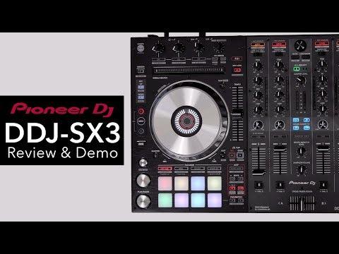 Pioneer DDJ SX3 Review & In Depth Demo