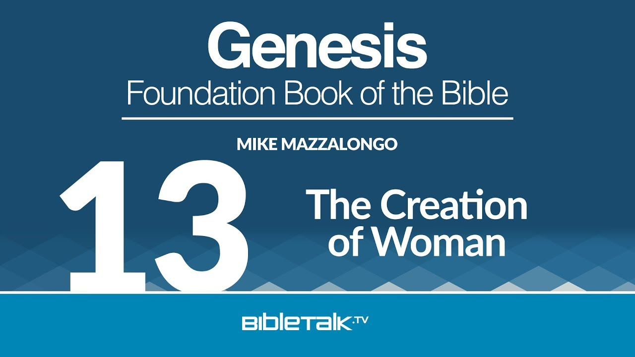 13. The Creation of Woman