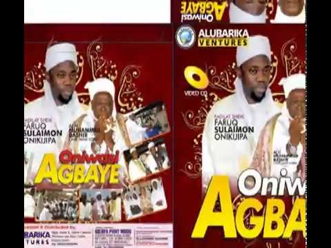 Dr. Sheikh Sulaiman Faruq Onikijipa -  Oniwasi Agbaye Endorsement