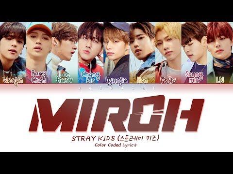 Stray Kids Miroh Mv