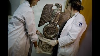 Hidden collection of Nazi artifacts was discovered in Argentina