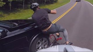 High School Dean Charged in Hit and Run That Sent Cyclist Flying Off Bike