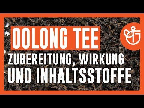 Oolong Tee | Zubereitung, Wirkung und Inhaltsstoffe
