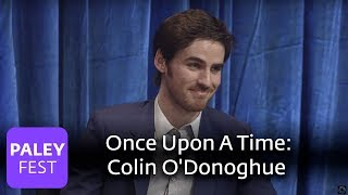 Once Upon A Time - Colin ODonoghue On Hook