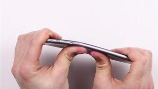 Arreglar un iphone 6 doblado