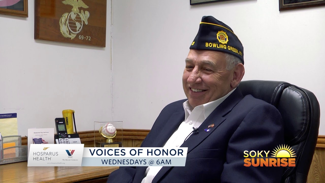 SOKY Sunrise – Voice Of Honor Sponsored by Hosparus Health