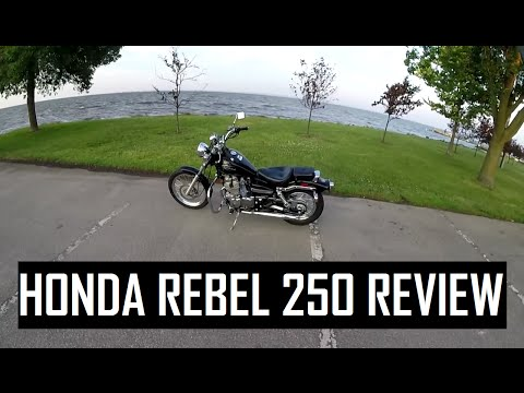 Honda Rebel First Impressions and Review
