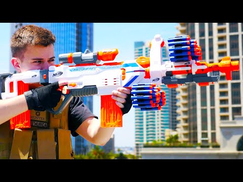Nerf War: The Care Package