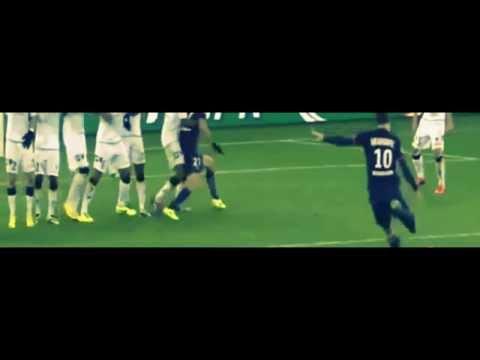 Paris Saint Germain vs Sochaux 5 0  07 12 2013 Zlatan Ibrahimovic Goal Free 07122013