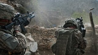 US TROOPS in Afghanistan Video
