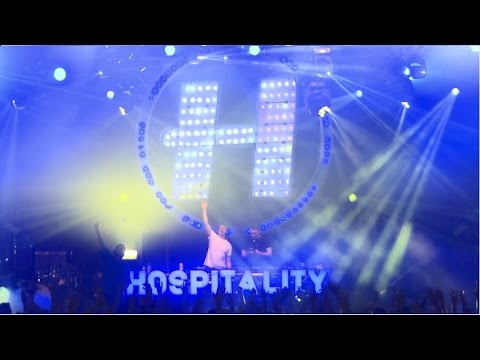 Hospitality in the Park 2016 montage