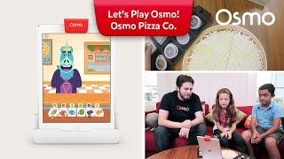 Let's Play Osmo! Introducing Pizza Co.!