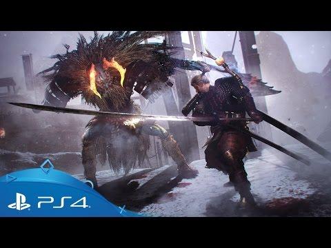 Nioh: Dragon of the North DLC | Launch Trailer | PS4 thumbnail