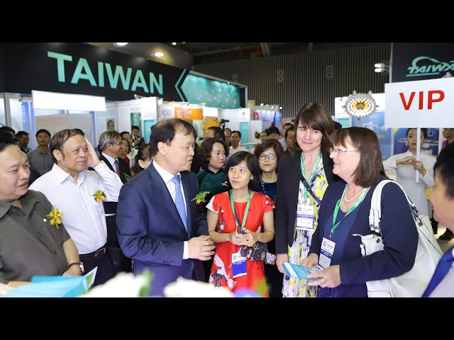 PHARMED & HEALTHCARE VIETNAM 2019 - Highlight
