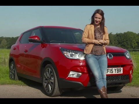 SsangYong Tivoli 2015 review