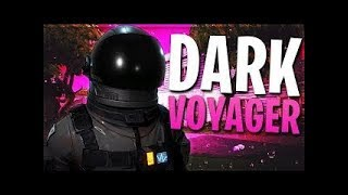 WON FIRST GAME AS DARK VOYAGER | Fortnite Highlights!