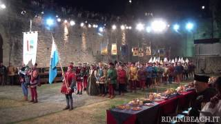 preview picture of video 'Giornate Medioevali San Marino pt.2'