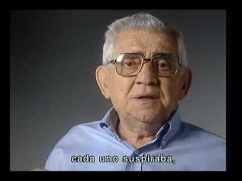 Eliahu Rosenberg relata sobre las cámaras de gas en el campo de exterminio de Treblinka