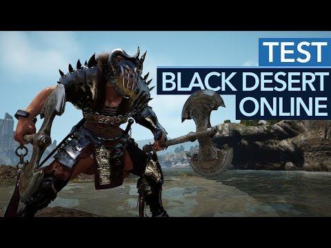 Black Desert Online - Test: Grafik, Grinding, Großhandel (Test / Review)