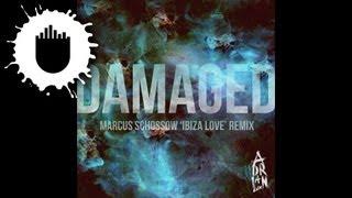 Adrian Lux - Damaged (Marcus Schossow 'Ibiza Love' Remix) (Cover Art)