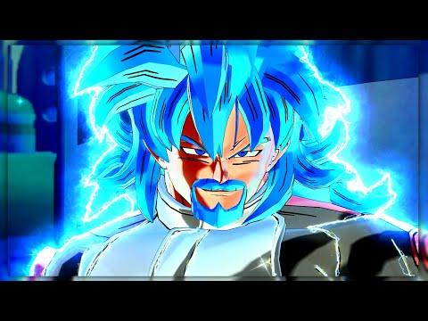 "I Made ""Brucol"" In Dragon Ball Xenoverse 2!"