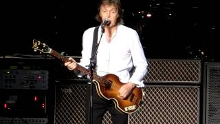 Paul McCartney「Another Girl 」 28th April 2015  Nippon Budokan ポール マッカートニー武道館アナザーガール