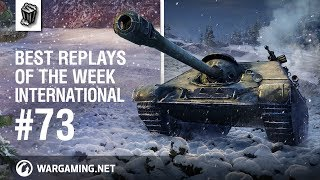 World of Tanks - Best Replays of the Week International #73