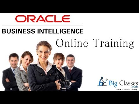 Oracle Business Intelligence Training for Beginners - OBIEE 11g ...