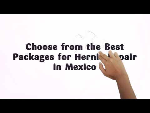 Choose from the Best Packages for Hernia Repair in Mexico