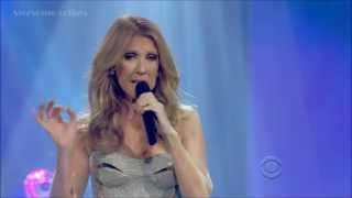 The Greatest...   Celine Dion (live)